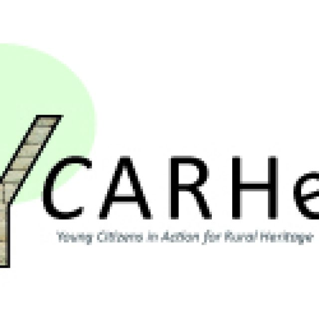 YCARHe - Young Citizens in Action for Rural Heritage- Logo