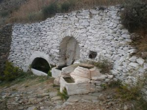 Amorgos fountaine from Remee project